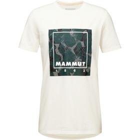 Mammut Graphic Maglietta Uomo, bianco